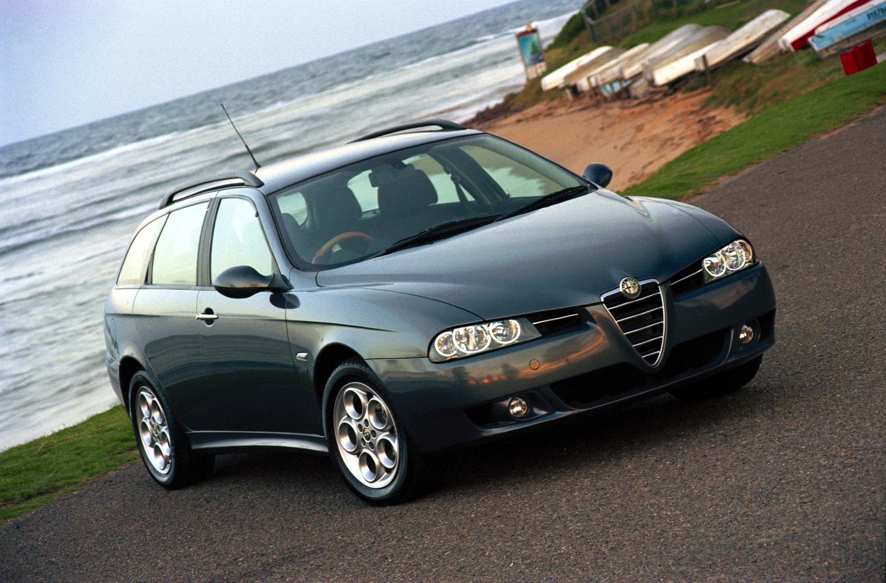 For Alfa Romeo 156