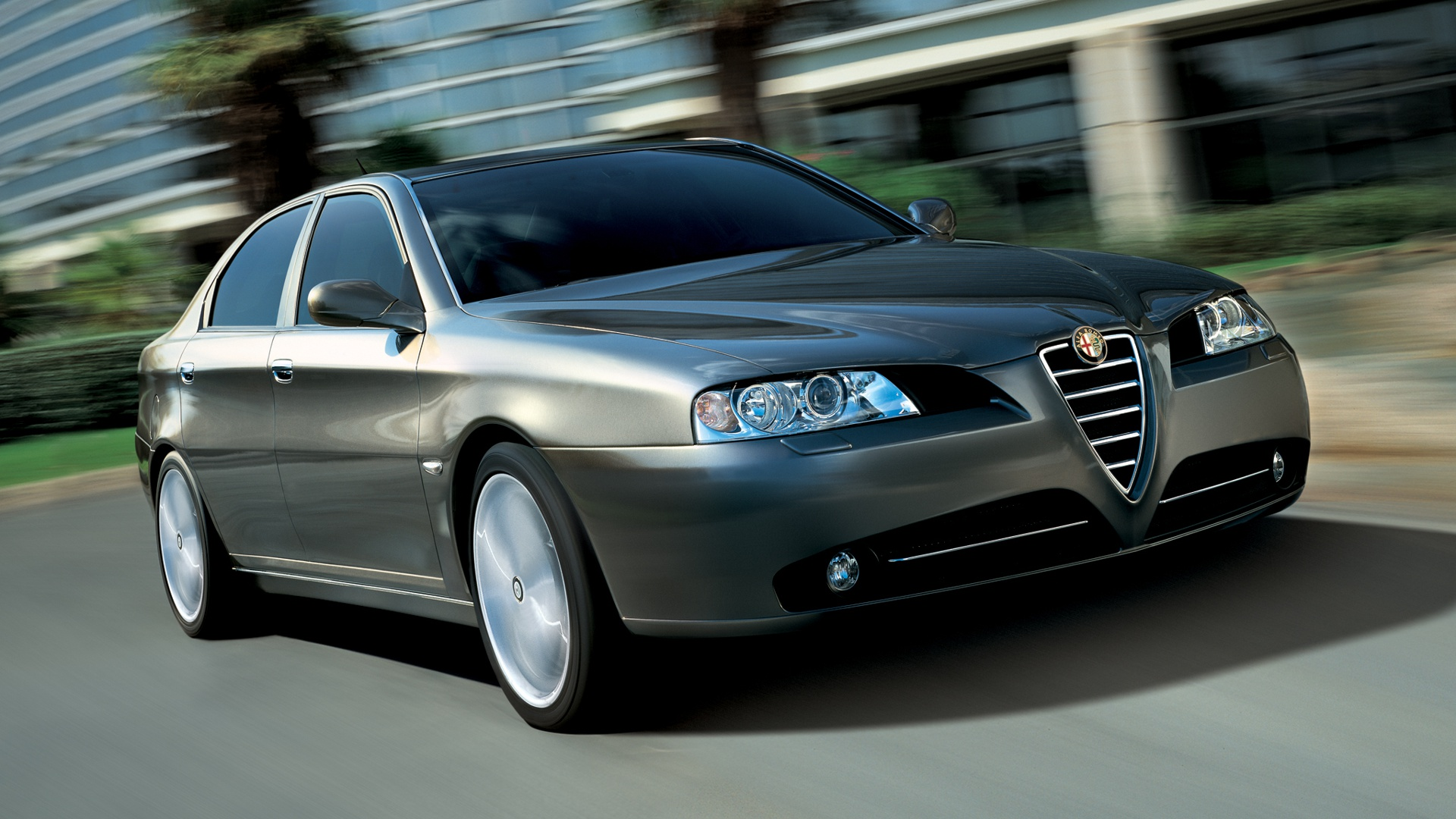 For Alfa Romeo 166