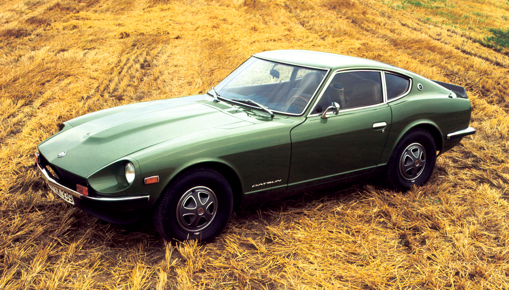 Nissan 240z best japanese car