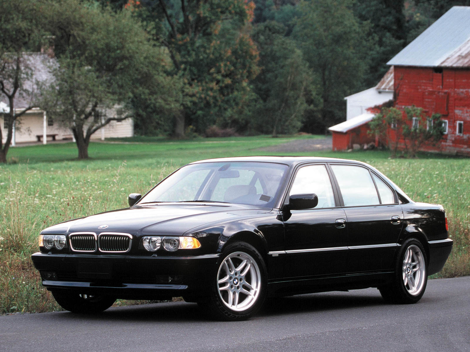 For BMW 7 Series