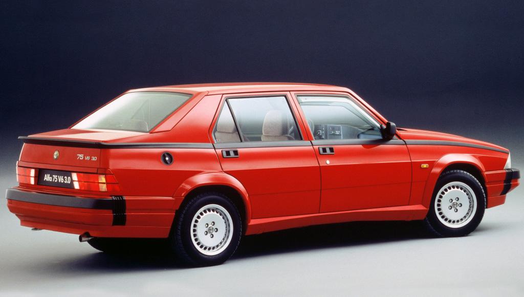For Alfa Romeo 75/Milano