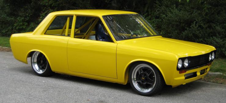 For Datsun 510