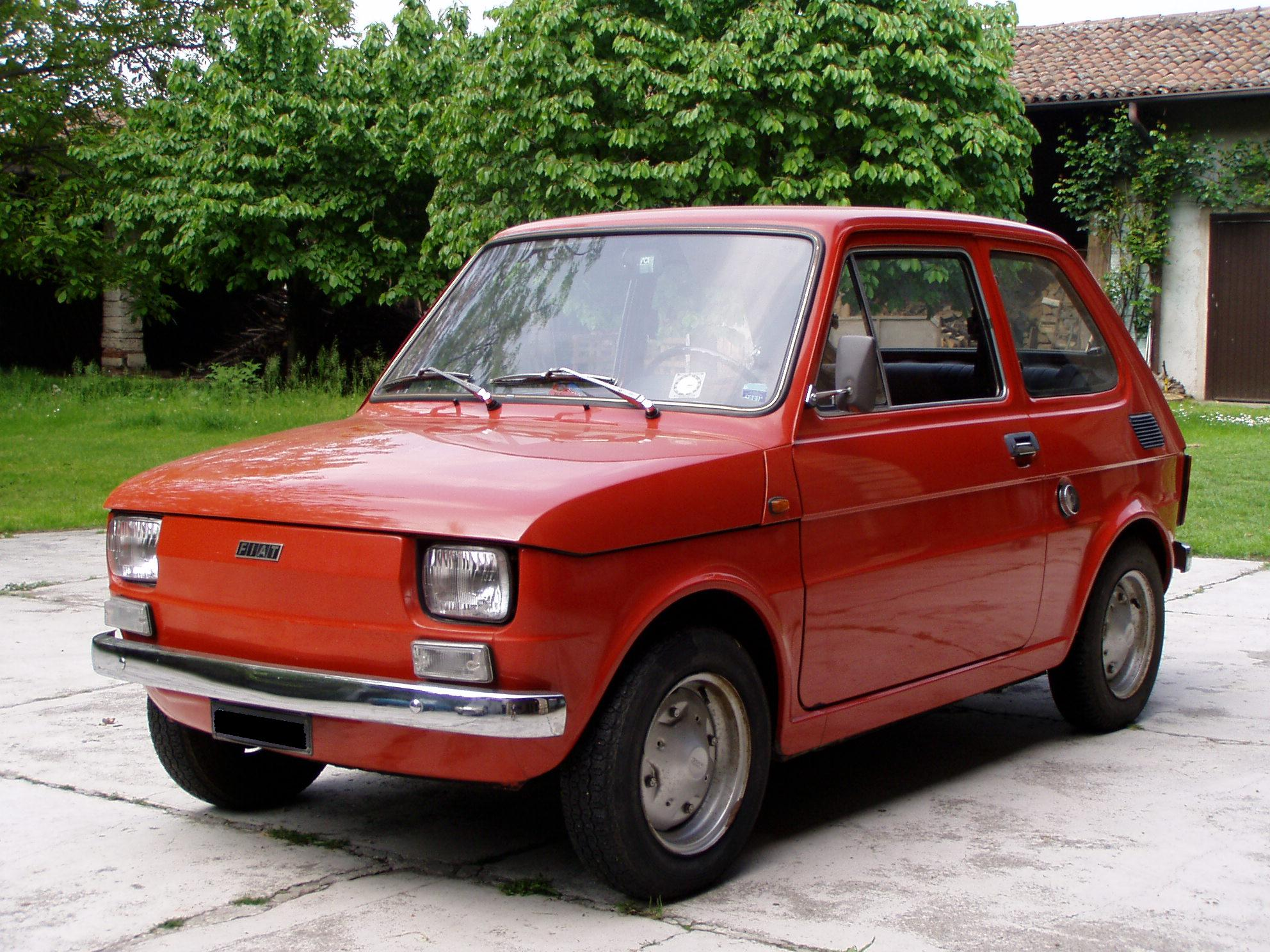 For Fiat 126