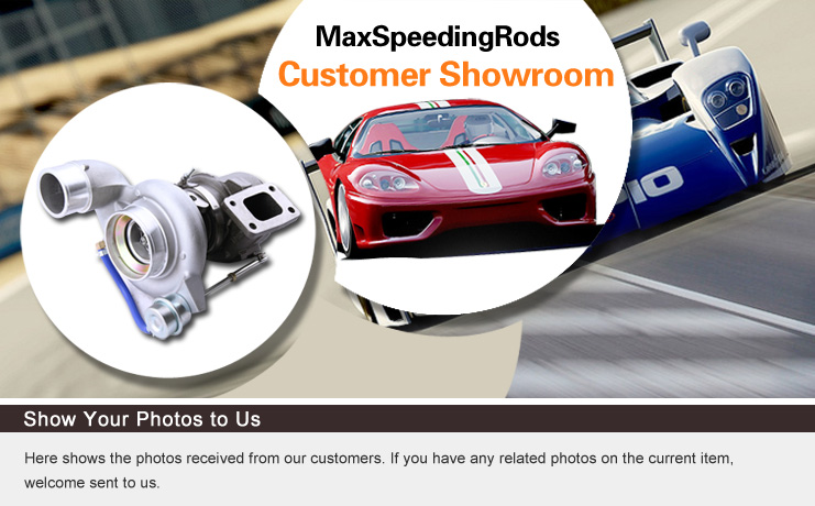 maxspeedingrods customer showroom
